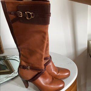 Brand new Cole Haan Nike boots